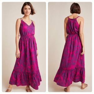 Anthropologie Yasmine Maxi dress